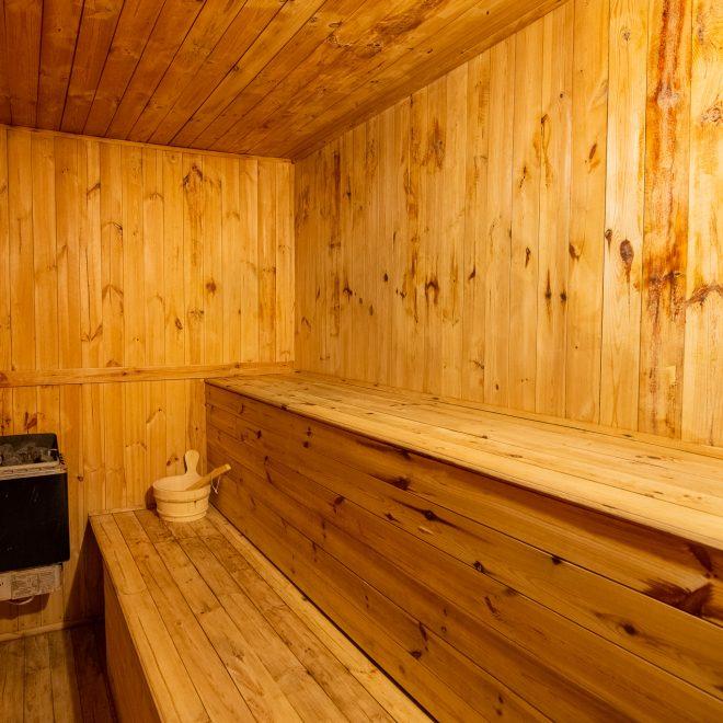 Hotel Vital Felix sauna